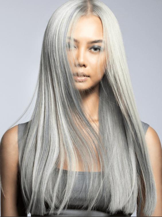 Nhuộm tóc theo hai màu chủ đạo năm 2021