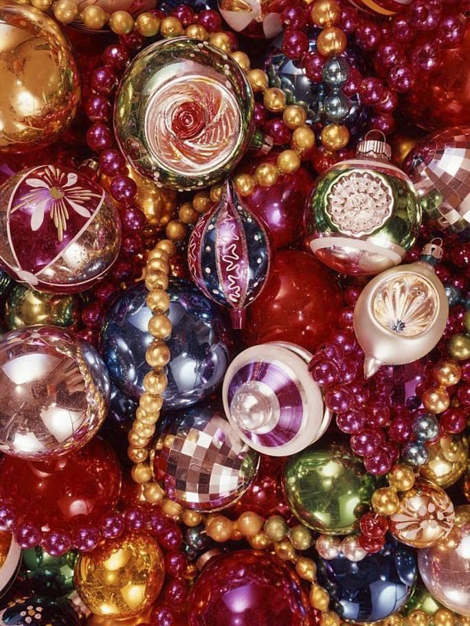 Ý tưởng chọn hạt châu cho Noel