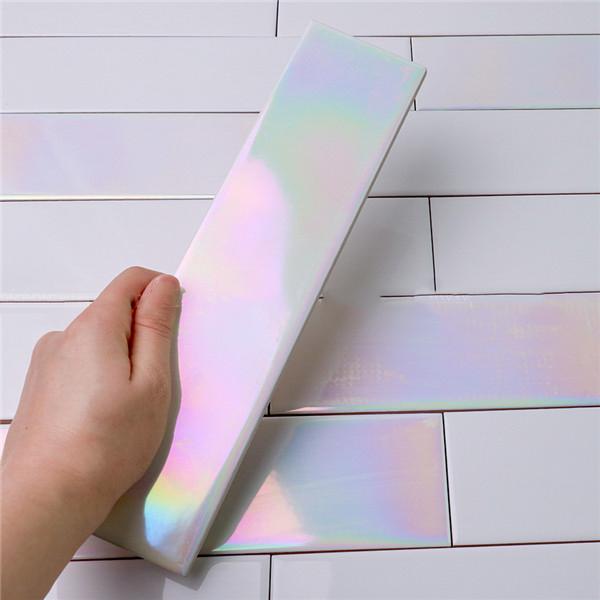 Bề mặt gạch thẻ hiệu ứng Hologram