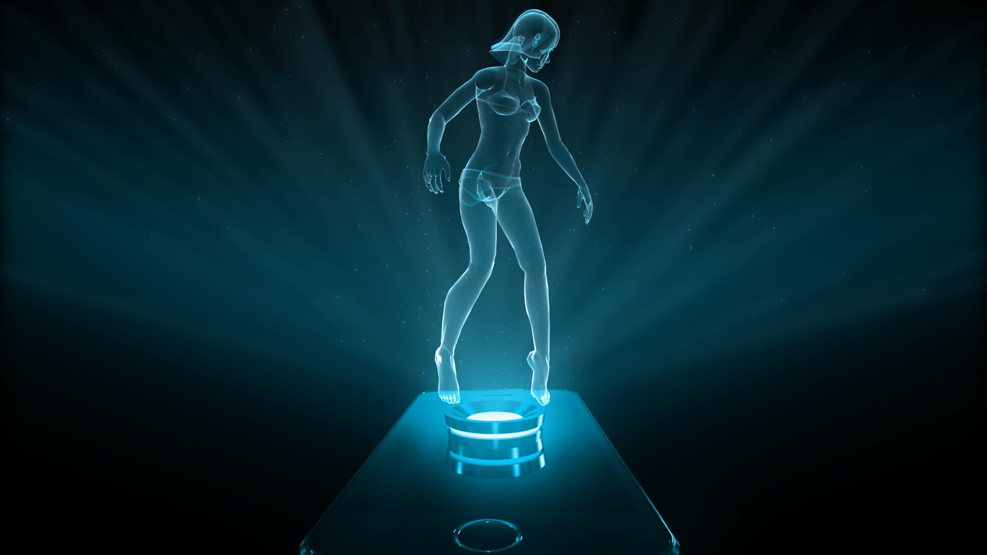 Hình ảnh ba chiều - Hướng dẫn làm Hologram