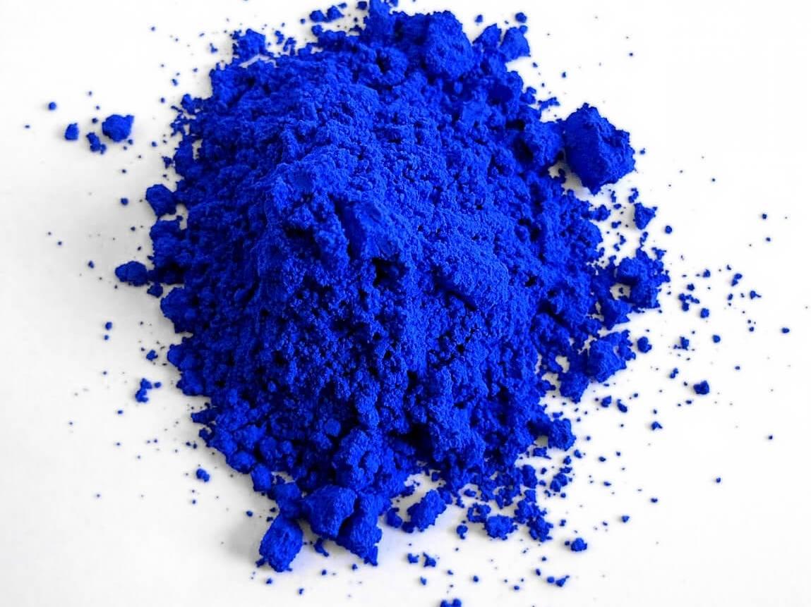 Màu xanh Ultramarine