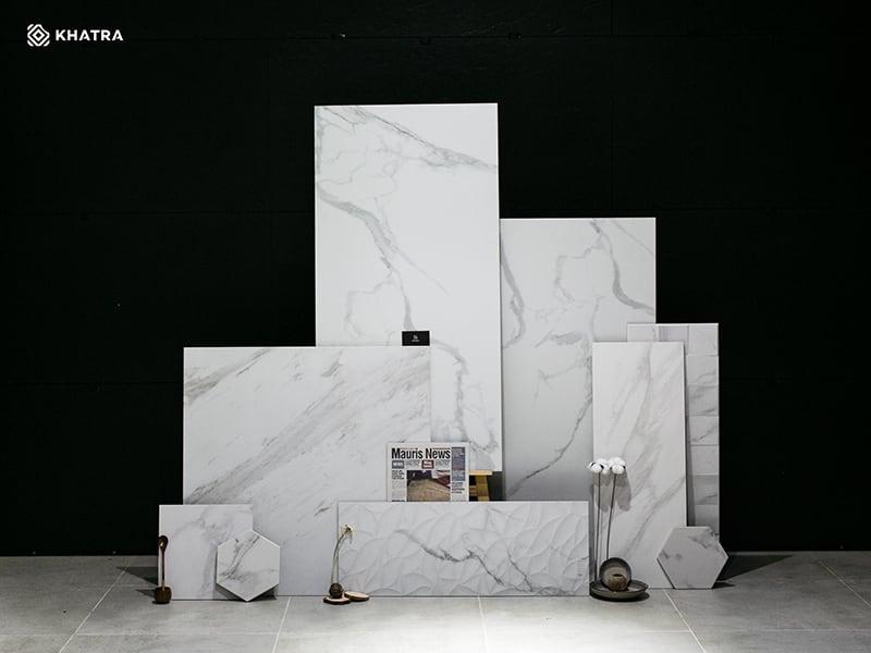 Bộ sưu tập gạch vân đá Marble