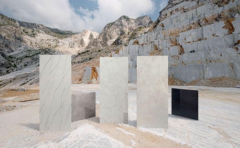 Gạch Marble được lấy ý tưởng từ các loại đá tự nhiên