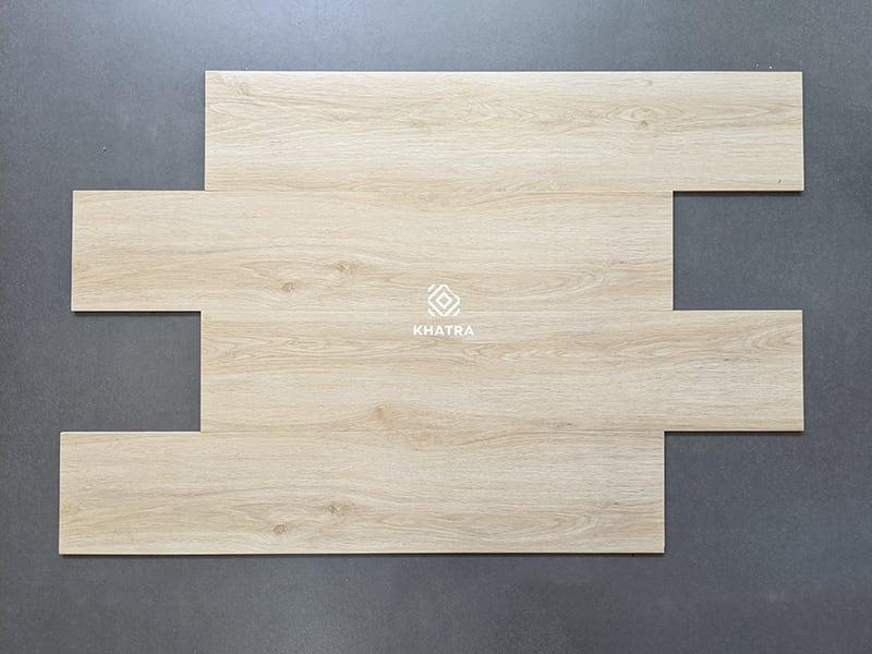 Gạch gỗ KHA-207 xếp so le