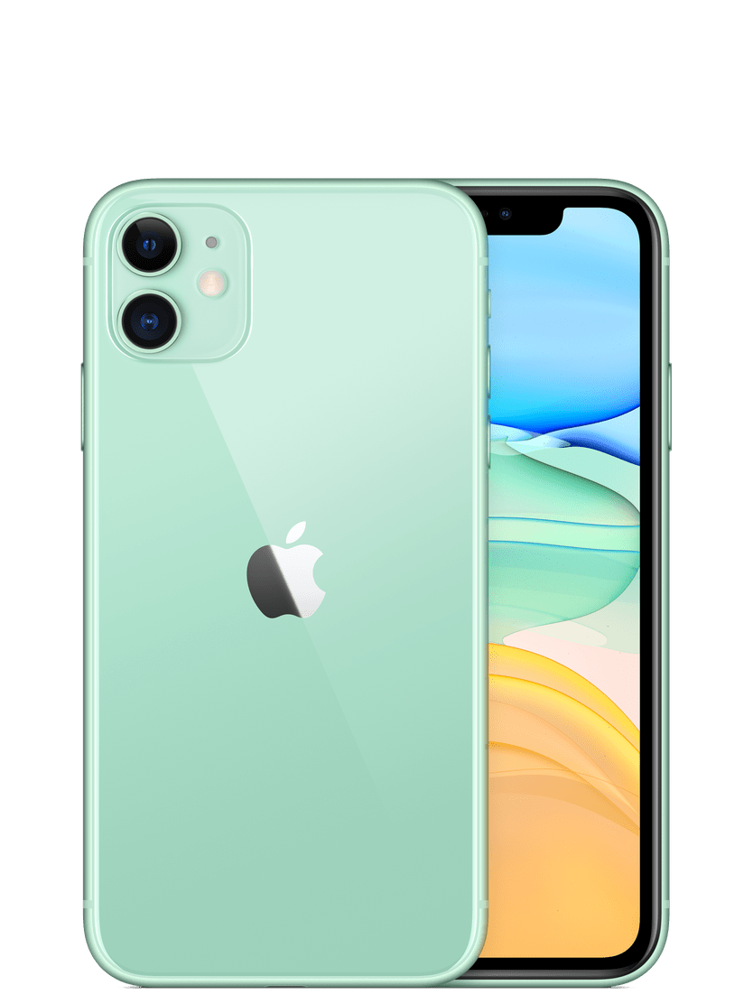 iPhone 11 bản Mint Green