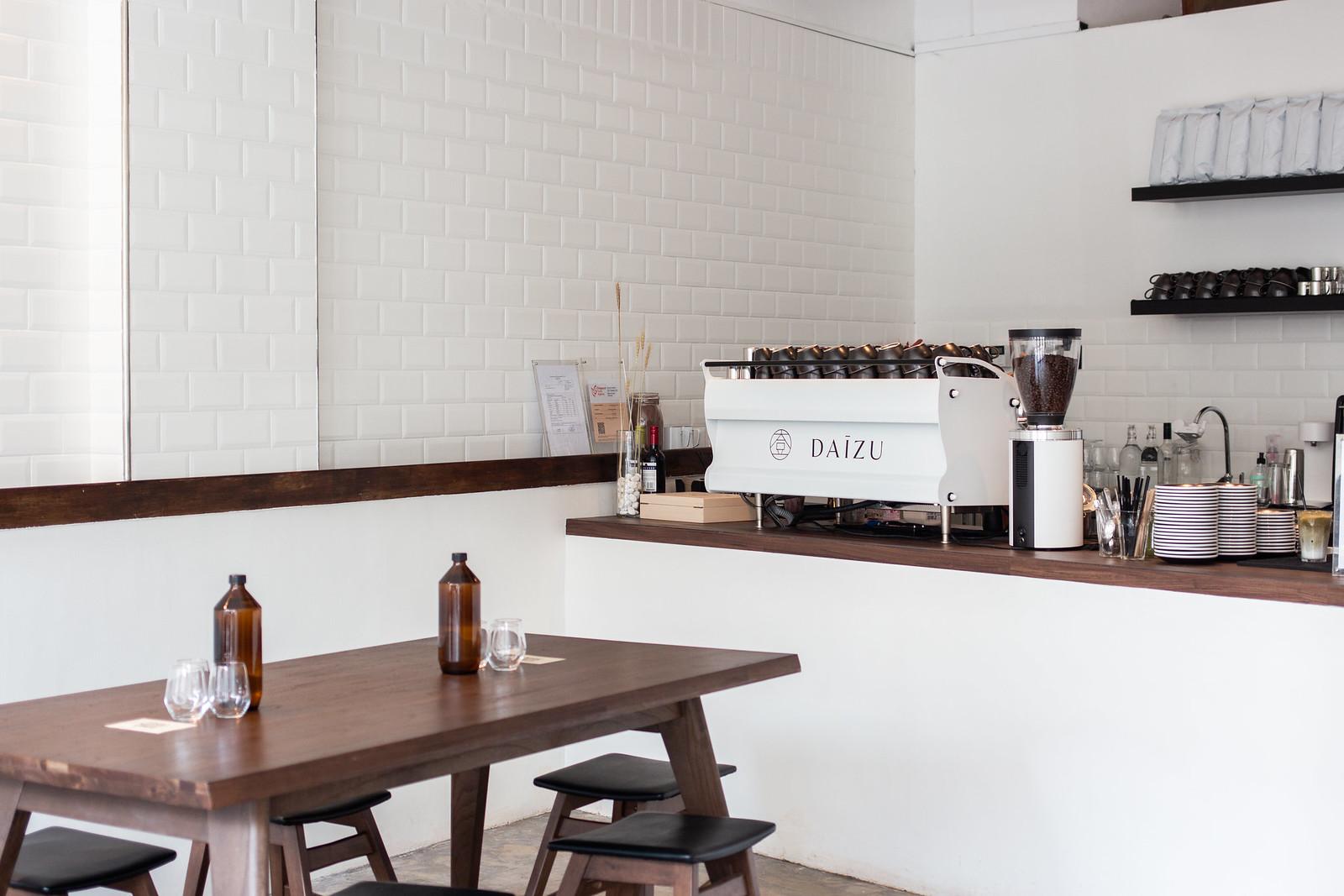 Daizu Cafe, Singapore