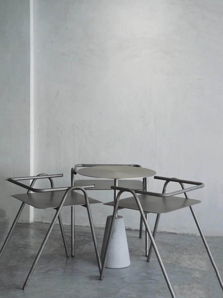 Nội thất phong cách Minimalist cho quán Cafe