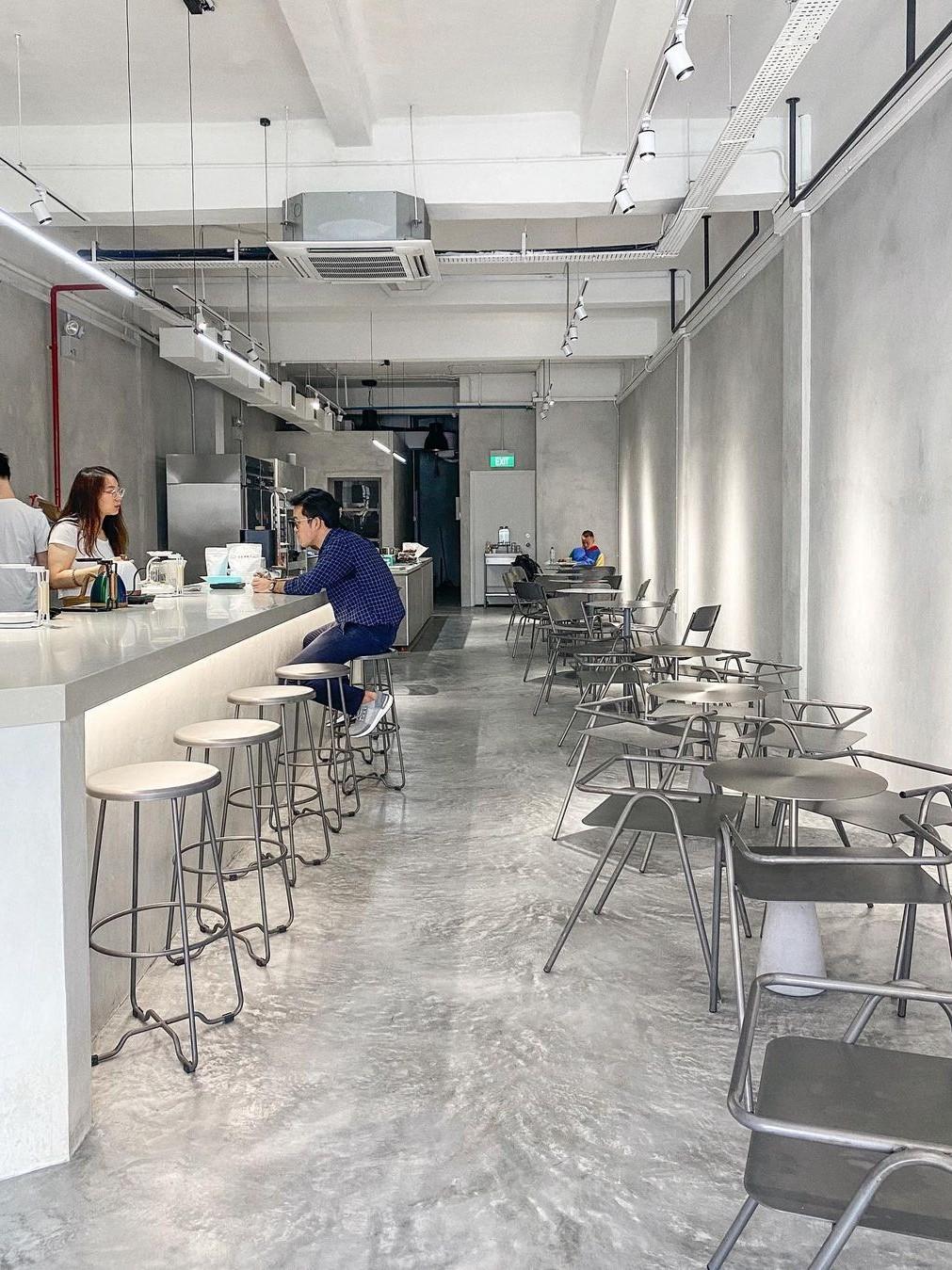 Lucid Restaurants, Cafés in Singapore