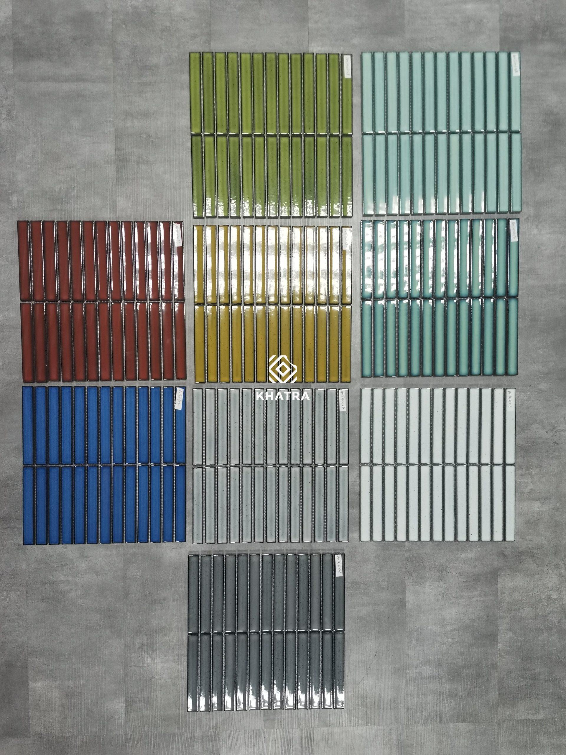 Các mẫu gạch thẻ Stripe Order