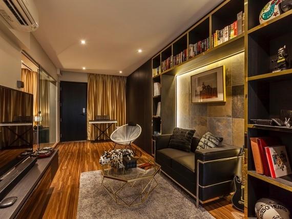 Thiết kế thi công căn hộ chung cư đẹp