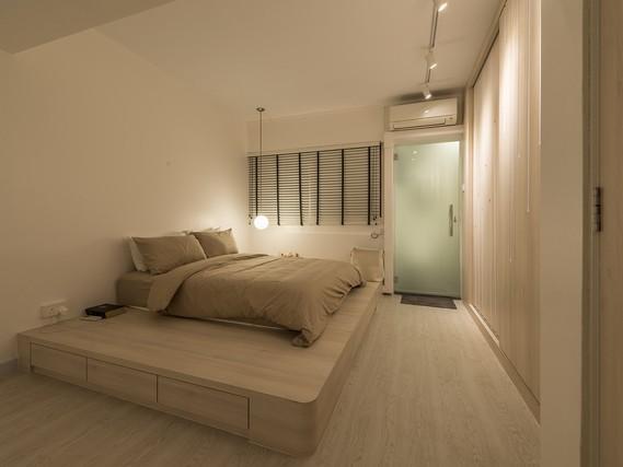 Mẫu thiết kế căn hộ phong cách Minimalist