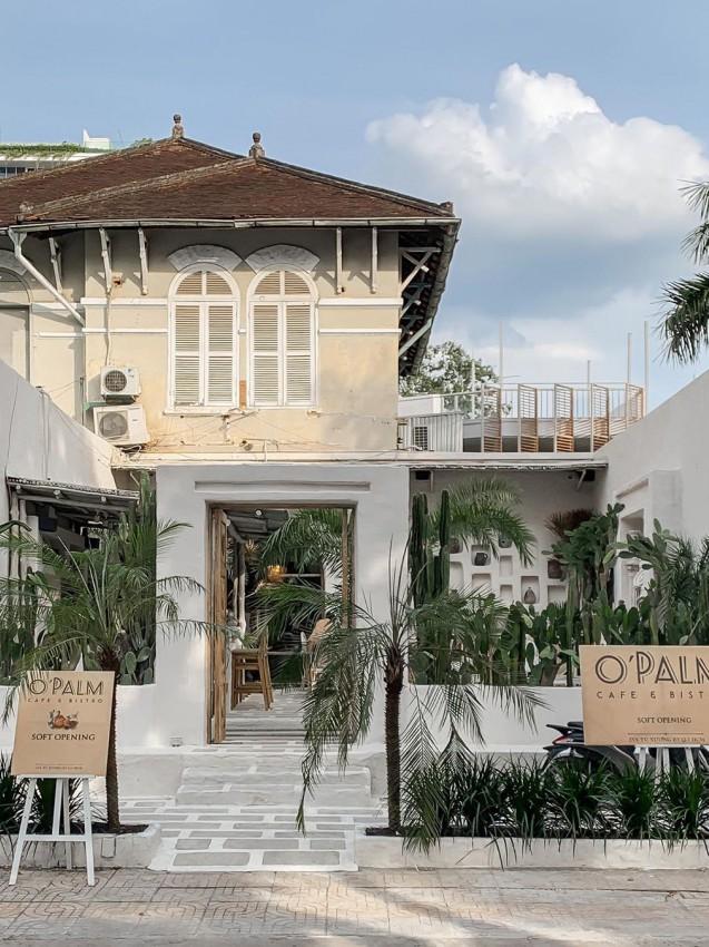 O'palm Cafe được chụp bởi @bearbrickbtws