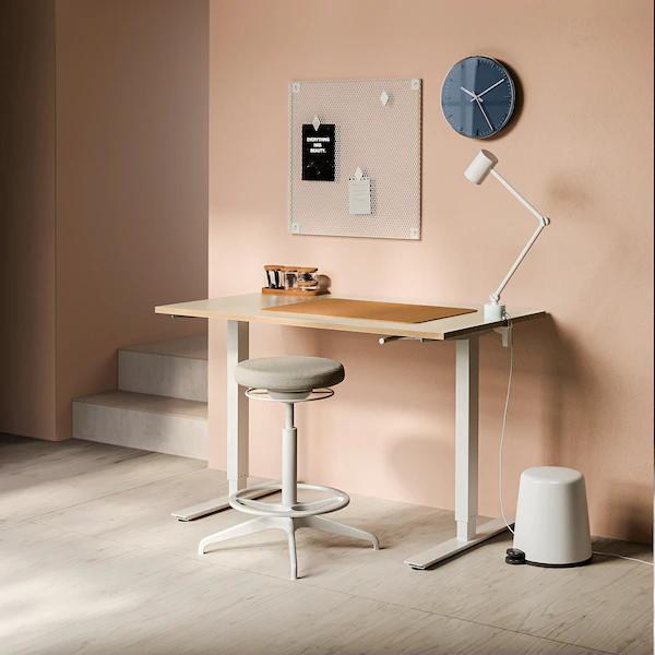 Thiết kế bàn làm việc đơn