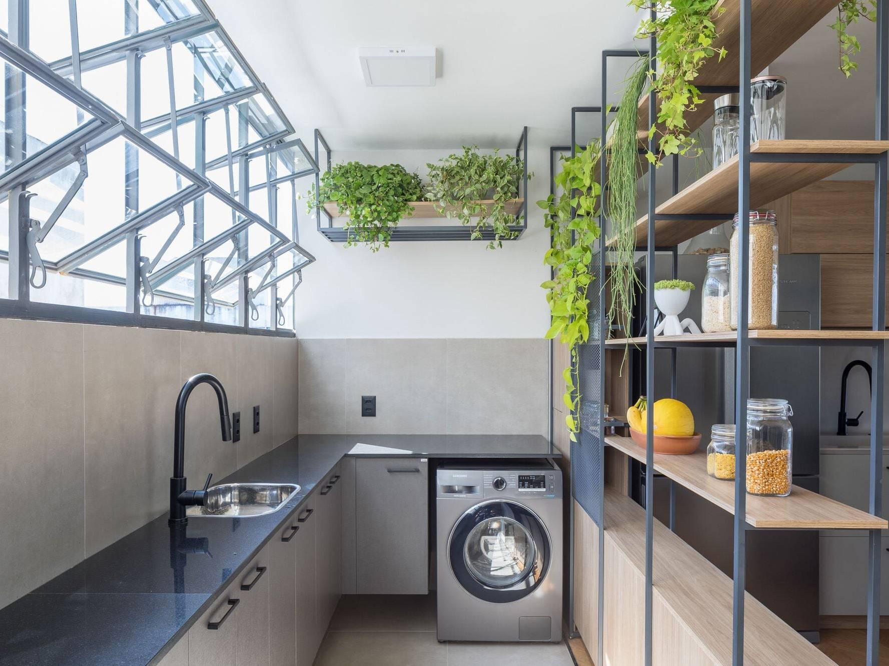 Thiết kế không gian mở cho căn hộ 2PN 100m2