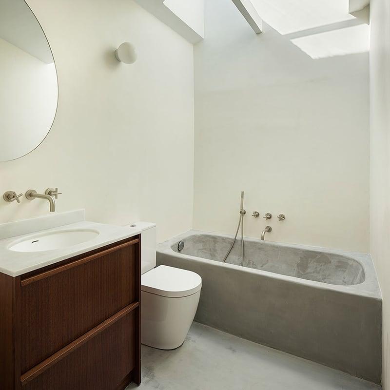 Thiết kế nhà tắm căn hộ 2PN