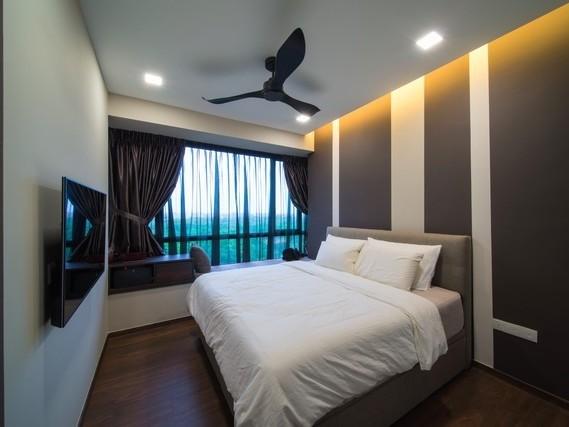 Thiết kế căn hộ chung cư 2PN diện tích nhỏ