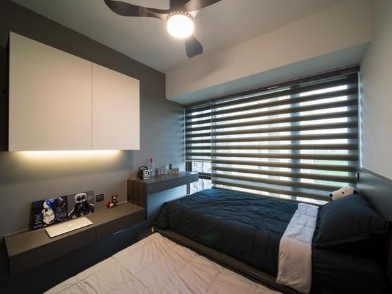 Thiết kế căn hộ chung cư 2PN 60m2