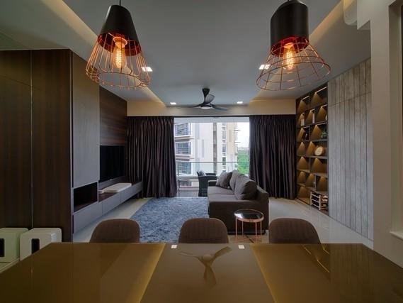 Thiết kế căn hộ chung cư 2PN