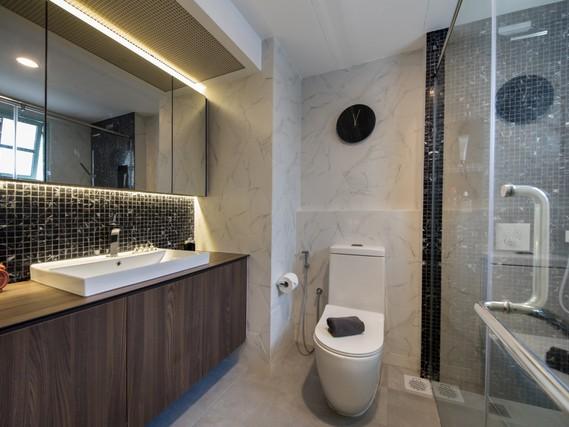 Thiết kế nhà tắm cho căn hộ