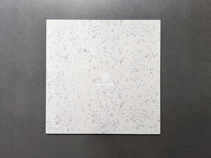 Gạch Terrazzo hạt trắng KT-6003