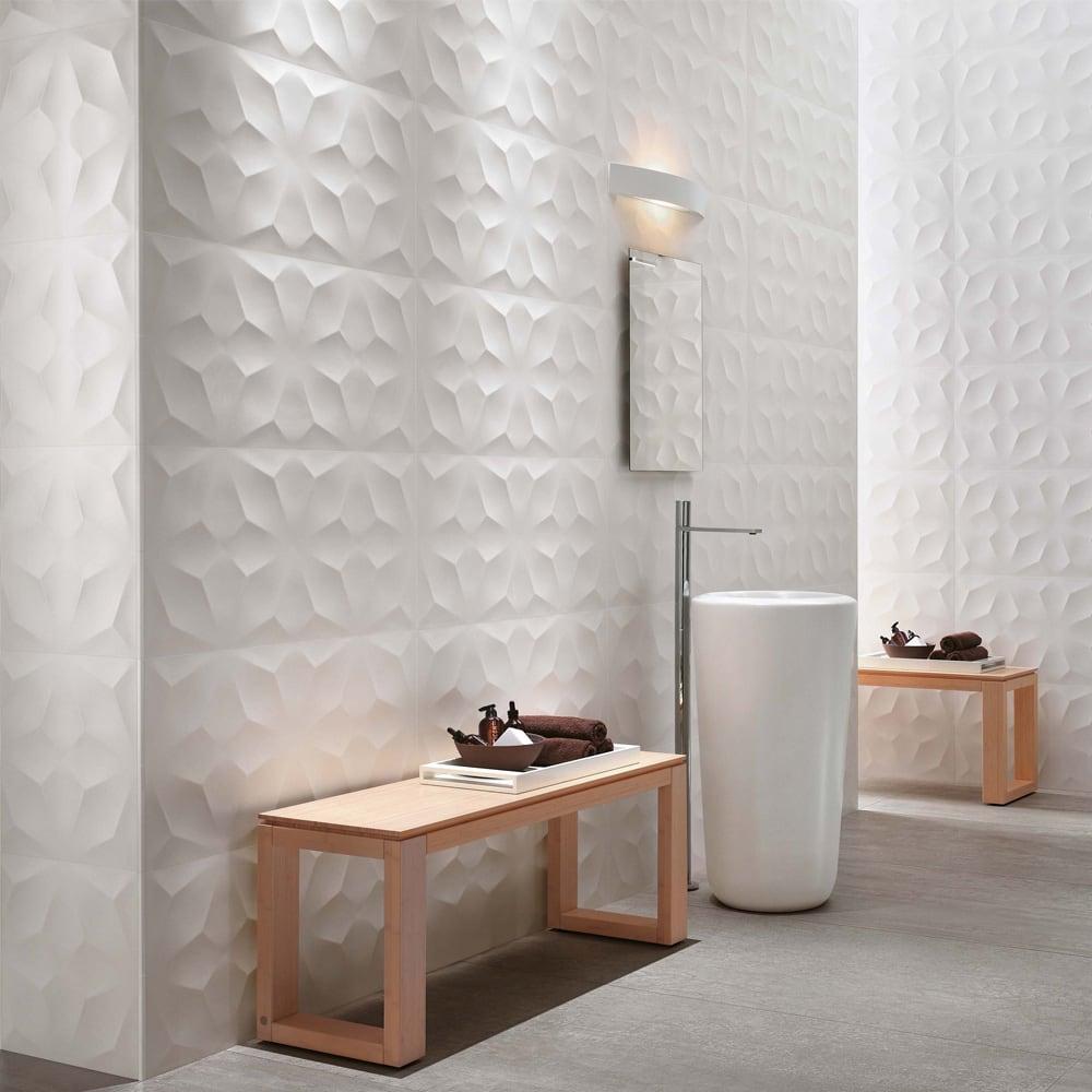 Gạch 3D ốp tường