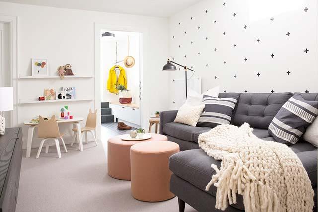 sofa trong phòng khách