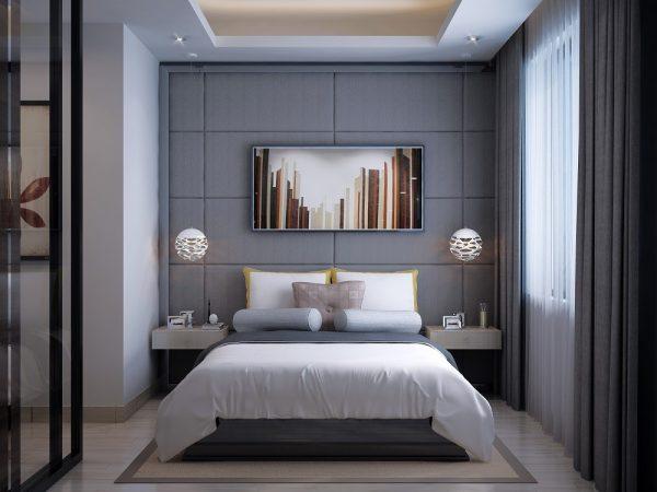 màu gạch phòng ngủ nào nên chọn