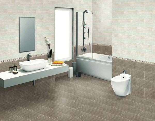tiêu chí chọn lựa gạch ốp nhà tắm