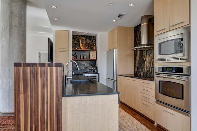 phòng bếp đương đại