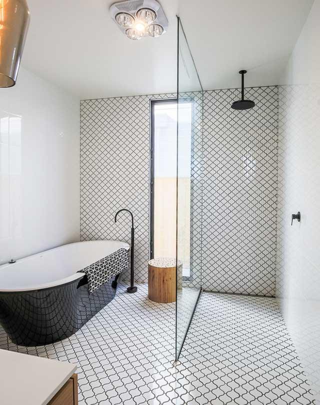 gạch ốp phòng tắm