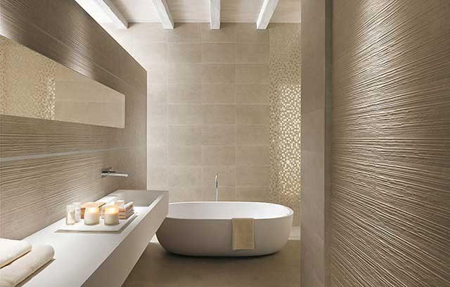 gạch ốp phòng tắm đa dạng