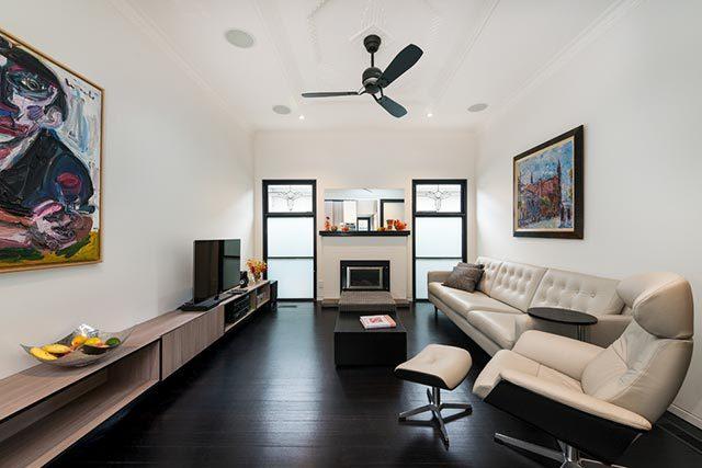 phòng khách contemporary